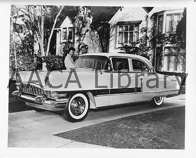 1955 Packard Patrician, Factory Photo / Picture (Ref. #62124)