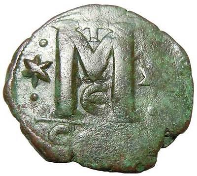 "Anastasius I Large Follis "" Large M "" Constantinople"