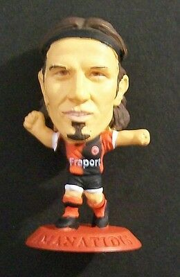 Microstars EINTRACHT FRANKFURT (HOME) AMANATIDIS Germany S4 RED BASE