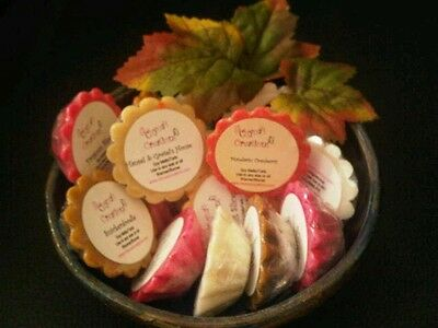 Highly Scented Half Pound (1/2lb) Soy Wax Tart Melts ஜღ 12 Tarts / 2 Scents ஜღ