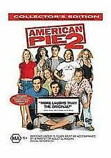 Ex Rental American Pie Two 2 Dvd Biss Williams Scott Collectors Edition Guarante