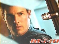 MISSION IMPOSSIBLE III 3 M:i:III - 11x14 US Lobby Cards Set - Tom Cruise