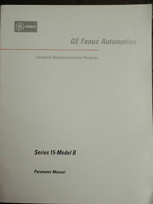 GE Fanuc 15M 15MB Series 15-Model B Parameter Manual_GFZ-62560E/01_1994