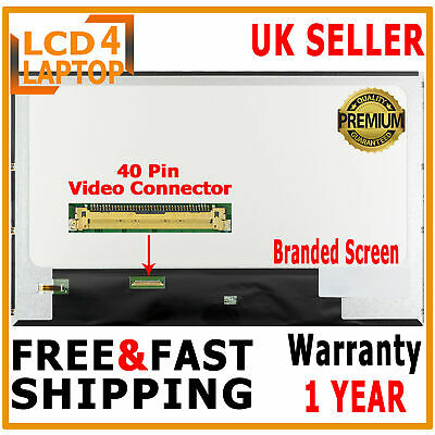 """Replacement LG Philips LP156WH4 TL N1 TLN1 15.6"""" Laptop LED Screen HD Display"""