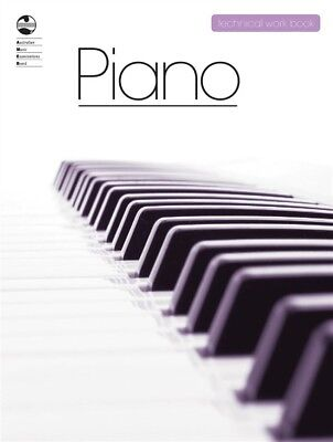 AMEB Piano Series 16 Technical Work Book *NEW* All Grades