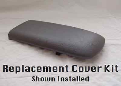 Ford Explorer dark gray armrest replacement cover kit, fits 1998 1999 2000 2001