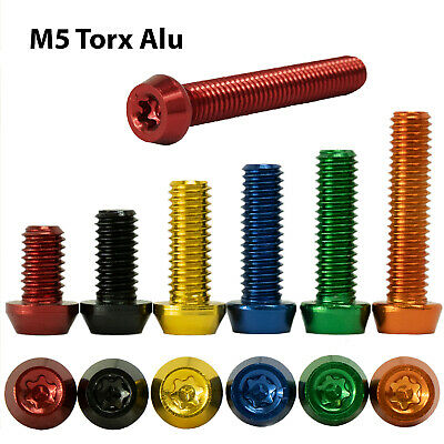 alu m5 torx t25 schraube din 912 alloy tuning fahrrad bike bolt schalthebel eur 1 59 picclick at. Black Bedroom Furniture Sets. Home Design Ideas