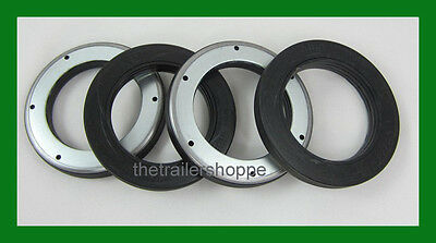 Dexter Trailer Hub Wheel Unitized Oil Seal Kit 8000 Axle 3.376 OD X 2.250 ID
