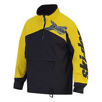 SKI-DOO 2013 MENS SPORT SHELL JACKET YELLOW 440577-10