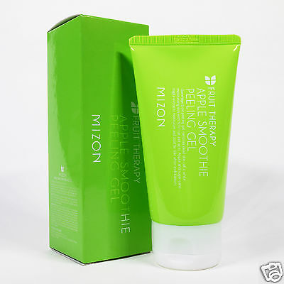 Mizon Apple Smoothie Juicy Peeling Gel 120ml Gommage Type Fruit Therapy