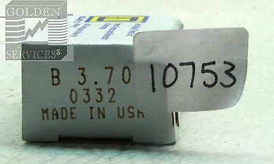 Square D B3.70 Overload Relay Thermal Unit
