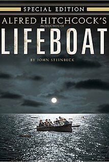 """""""lifeboat"""" (1944) Alfred Hitchcock Movie Script Screenplay Reprint"""