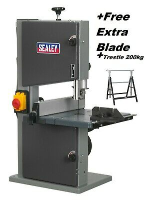 Professional Bandsaw 200mm woodworking Sealey SM1303
