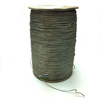 "1 ft .054"" (1.37mm) dia. Speaker Tinsel Lead Wire  600 watts"
