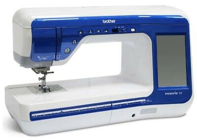 Brother Innovis V7 Sewing & Embroidery Machine 18 Months Interest Free Credit