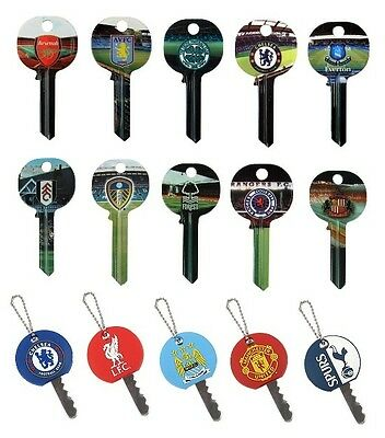 OFFICIAL FOOTBALL CLUB - Blank Door Key/Key Cap {Christmas/Birthday Gift}