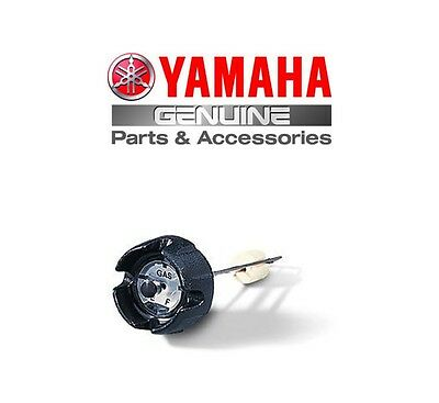 Yamaha Outboard 12L Fuel Tank Cap With Gauge