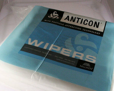 New Pack of 150 Anticon White Magic Wipes with Particle Attraction Wipers