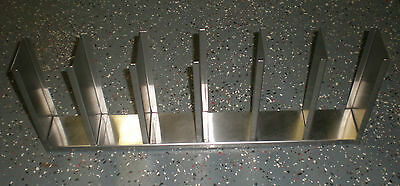 lid/cup holder, 5 section, all stainless,  5004075