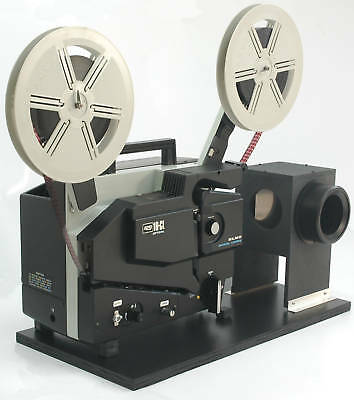 ELMO Super, Ultra 16mm Movie Projector Unit, Telecine Video Transfer NTSC or PAL
