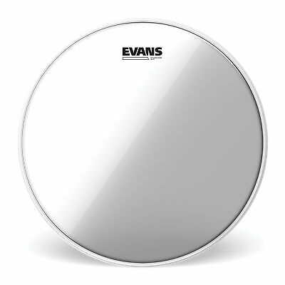 """Evans 14"""" Glass 500 Clear Snare Side Drum Head S14R50"""