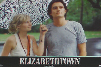 ELIZABETHTOWN - Lobby Cards Set - Orlando Bloom, Kirsten Dunst