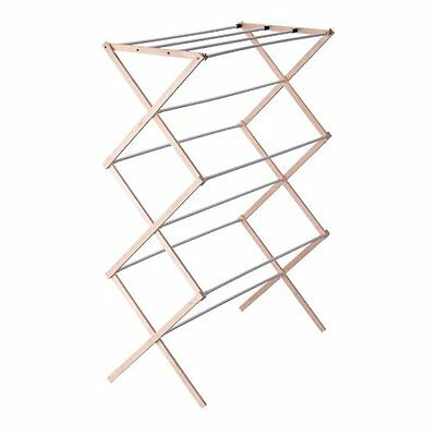 Rv Clothes Drying Rack Wet Laundry Hanging Organizer Small Air Dry