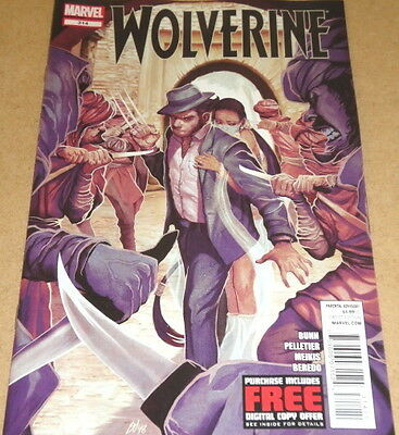 Wolverine # 314 - Marvel Comics