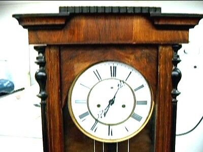 Clock Repair DVD Video - Repairing the Vienna Reg Gustav Becker Clock Movement
