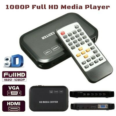 Teknikal Full HDMI MEDIA PLAYER Play your Video, Music, Movie, Photo files on TV