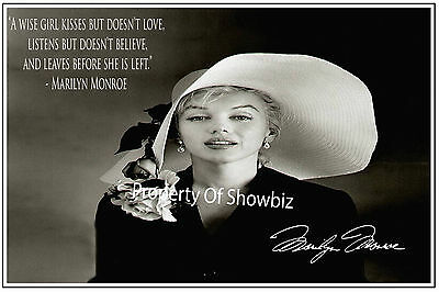 Marilyn Monroe Signed Photo - Absolutely Stunning