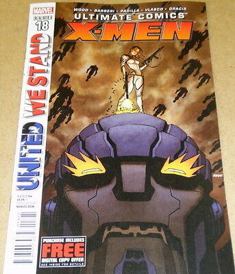 Ultimate Comics:x-Men # 18 - Marvel Comics