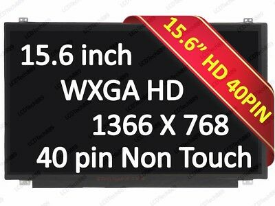 "NEW 15.6"" WXGA LAPTOP LED LCD SCREEN PANEL FOR B156XTN03 V.2"