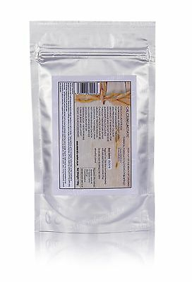 100g  Calcium lactate - food grade come with instruction and measuring spoon