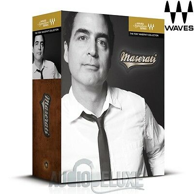 Waves Tony Maserati Signature Collection **make An Offer For Best Price!**