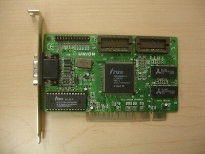 Trident TD9680 PCI Video Card