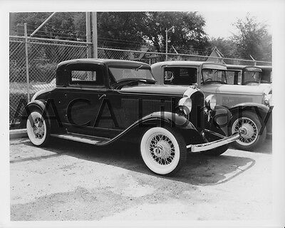 1932 Plymouth PB Business Coupe, Factory Photo / Picture (Ref. #67184)