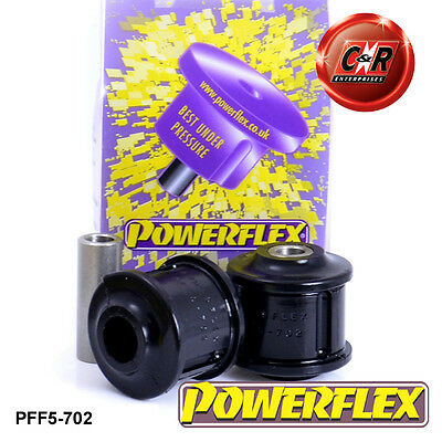 BMW E60 5 Series 03-10 4Dr Powerflex Front Cntrl Arm To Chassis Bushes PFF5-702