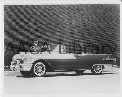 Picture Factory Photo Ref. #69168 1957 Pontiac Star Chief Convertible Coupe
