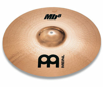 "Meinl 20"" Mb8 Heavy Ride Cymbal MB8-20HR-B"