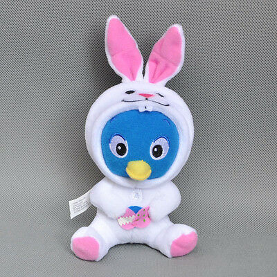 """New Arrival Backyardigans PABLO with RABBIT Costume Plush Doll Toy 4.3"""""""
