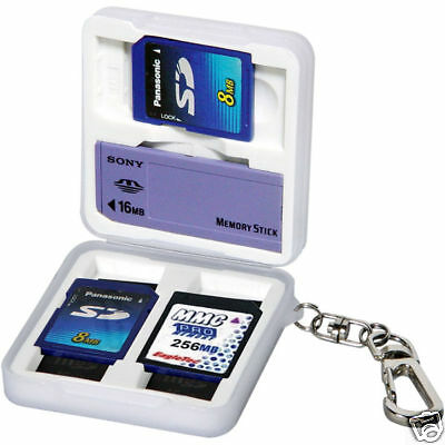 Vanguard rubber memory card holder MS Pro SD Mini xD