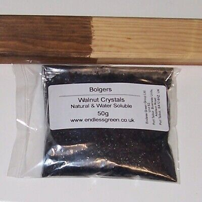 Victorian Antique Wood Dye -  water based wood stain - Mix with Water    50g