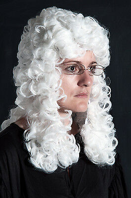 Judge Wig Costume Barrister Wig Courtroom Judge Wig