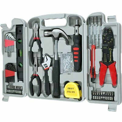 Assorted 130-Piece Professional High-Quality Home Repair Hand Tool Tools Kit Se