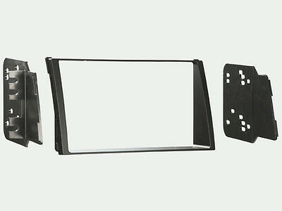 Double Din Stereo Radio Install Mount Face Dash Kit for 2010-2011 Kia Soul