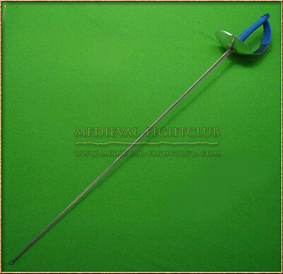 Fencing Sabre YOUTH Practice Sword Size #2 WMA fencer thrust duel with carry bag