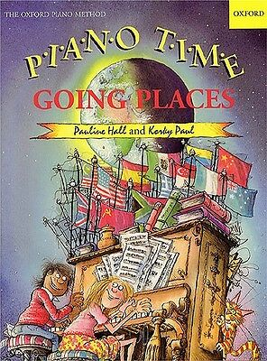 Pauline Hall - Piano Time Going Places Book *NEW* AMEB Leisure Grade Preliminary