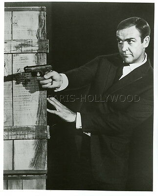 James Bond 007 Sean Connery Vintage Photo Ancienne Argentique N°26