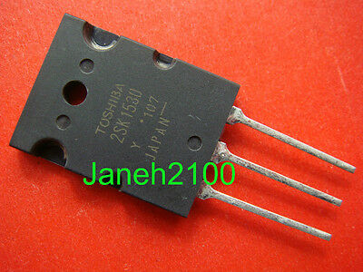 2PCS 2SK1530 K1530 N CHANNEL MOS TYPE POWER Amplifier
